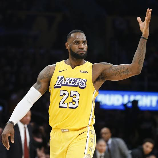 lebron james is time's athlete of the year for 2020 - images 23 - LeBron James is Time's Athlete of the Year for 2020