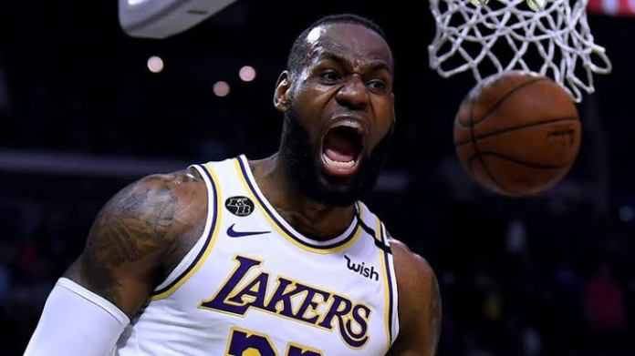 - images 24 1 - LeBron James reacts to the Christmas game's stats, calls Luca Doncic a gaffer