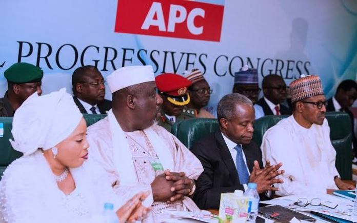 president muhmmadu buhari extends apc caretaker committee tenure with six months - images 3 3 - President Muhmmadu Buhari extends Apc caretaker committee tenure with six months
