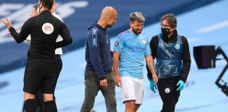 Manchester City Close down Training Ground; Game With Everton Postponed.