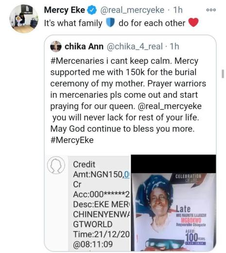 mercy eke gifts fan n150k to support her mother's burial - unnamed 2 13 268x300 - Mercy Eke gifts fan N150k to support her mother's burial mercy eke gifts fan n150k to support her mother's burial - unnamed 2 13 - Mercy Eke gifts fan N150k to support her mother's burial