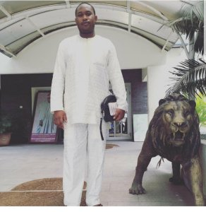 Late Haroun Hamzat covid-19 - 20210110 081758 292x300 - COVID-19: Lagos State deputy governor mourns late brother