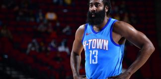 James Harden lashed out at Houston Rocket after another defeat against Los Angeles Lakers