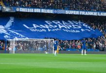 "Chelsea fan group ""We are the shed"" kicks as Chelsea sack Frank Lampard"