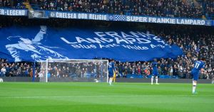 """Chelsea fan group """"We are the shed"""" kicks as Chelsea sack Frank Lampard lampard sacking - 20210126 092747 300x158 - Lampard Sacking: Chelsea fan group kicks as Abramovich sacks club legend"""