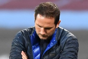 Frank Lampard unhappy after sack lampard sacking - 20210126 092758 300x200 - Lampard Sacking: Chelsea fan group kicks as Abramovich sacks club legend
