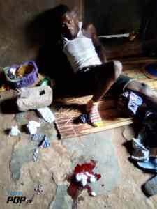One of Francis Ogunejunelo's thug who was shot by his accomplice insecurity - IMG 20210122 WA0011 225x300 - Insecurity: Fmr Guber Aspirant, Ogunejunelo, Two others on the run as Police arrest another of his thugs insecurity - IMG 20210122 WA0011 - Insecurity: Fmr Guber Aspirant, Ogunejunelo, Two others on the run as Police arrest another of his thugs