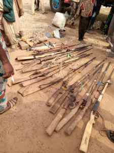 amotekun intercept  truck in possession of about 25 dane guns and 10 dogs. - WhatsApp Image 2021 01 25 at 10 - Amotekun intercept  truck in possession of about 25 dane guns and 10 dogs. amotekun intercept  truck in possession of about 25 dane guns and 10 dogs. - WhatsApp Image 2021 01 25 at 10 - Amotekun intercept  truck in possession of about 25 dane guns and 10 dogs.