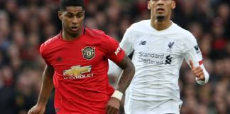 Manchester United face Liverpool in the FA Cup fourth round