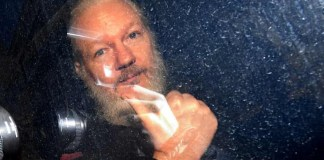 Julian Assange can't be removed to US, British adjudicator rules