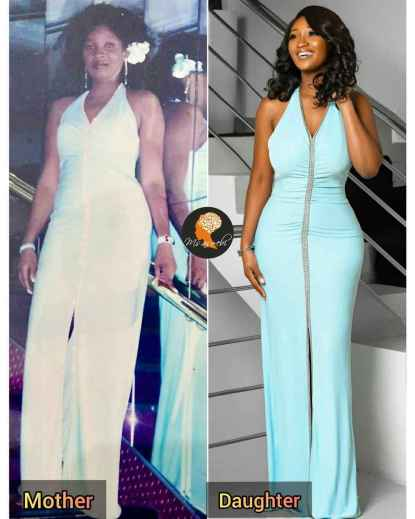 meraiah ekeinde: omotola's daughter wears her mum's dress from over 20 years ago - Omotola and Daughter 240x300 - Meraiah Ekeinde: Omotola's Daughter Wears Her Mum's Dress From Over 20 Years Ago meraiah ekeinde: omotola's daughter wears her mum's dress from over 20 years ago - Omotola and Daughter - Meraiah Ekeinde: Omotola's Daughter Wears Her Mum's Dress From Over 20 Years Ago