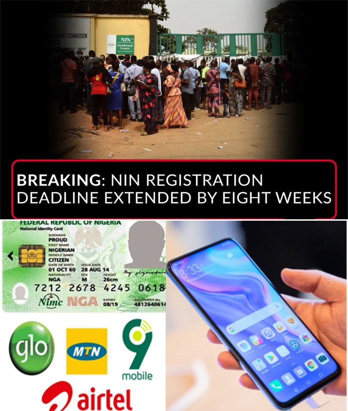 The Truth Behind The Extension Date In NIN Number Registration: OPINION nin number registration - nin extend - The Truth Behind The Extension Date In NIN Number Registration: OPINION