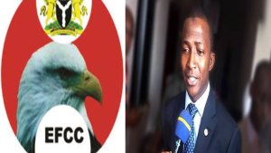 Stop the Congratulatory Messages for Abdulrasheed Bawa, EFCC Warns abdulrasheed bawa - Abdulrasheed Bawa 300x169 - Stop the Congratulatory Messages for Abdulrasheed Bawa, EFCC Warns