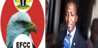 Stop the Congratulatory Messages for Abdulrasheed Bawa, EFCC Warns