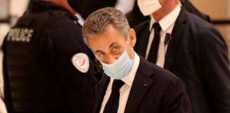 Former French President Nicolas Sarkozy Handed 3 years Jail Sentence
