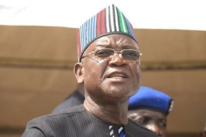 Samuel Ortom address newsmen after attack at Tyo-mu samuel ortom - ortom 300x200 - Insecurity : I was Attacked Days After Miyetti Allah Leaders Single Me out for Elimination- Ortom samuel ortom - ortom - Insecurity : I was Attacked Days After Miyetti Allah Leaders Single Me out for Elimination- Ortom