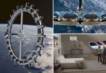 World First Space Hotel Voyager Class Space Station to Launch in 2027