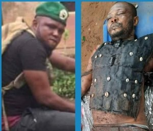 Body of late eastern security network commander,Ikonso eastern security network - 20210425 113606 300x256 - Insecurity: Killing of ESN Commander will radicalise IPOB – Femi Fani-Kayode eastern security network - 20210425 113606 - Insecurity: Killing of ESN Commander will radicalise IPOB – Femi Fani-Kayode