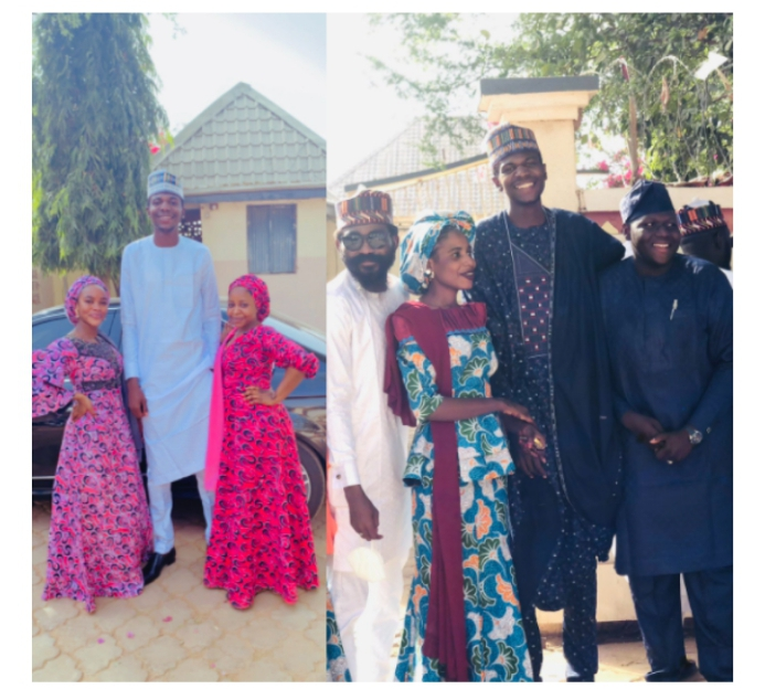 - Screenshot 20210407 095724 1 - Nigerian Man Goes viral On Twitter Because Of His Height