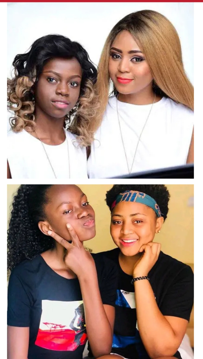 - Screenshot 20210428 065419 1 1 - Shocking Before And After Photos Of Regina Daniels And Her Sister That Will Make You Laugh And Cry