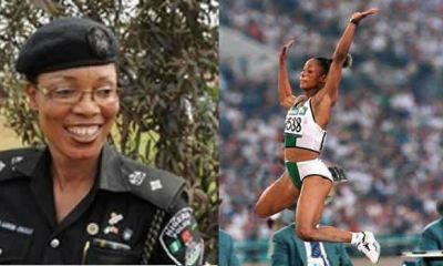 Lagos State Governor Redeem 25-Years Old Pledge to Nigeria Gold Medalist Chioma Ajunwa lagos state governor - images 24 - Lagos State Governor Redeem 25-Years Old Pledge to Nigeria Gold Medalist Chioma Ajunwa