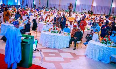 - FB IMG 1626248490468 - 10 Important Things Buhari Told National Assembly Members At The Statehouse Dinner Yesterday