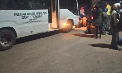 The Evacuation of Ekiti Students in Out of Jos due to communal unrest  - IMG 20210822 WA0014 - JOS UNREST: Ekiti State Government trips into Jos, extracts her indigenous Students