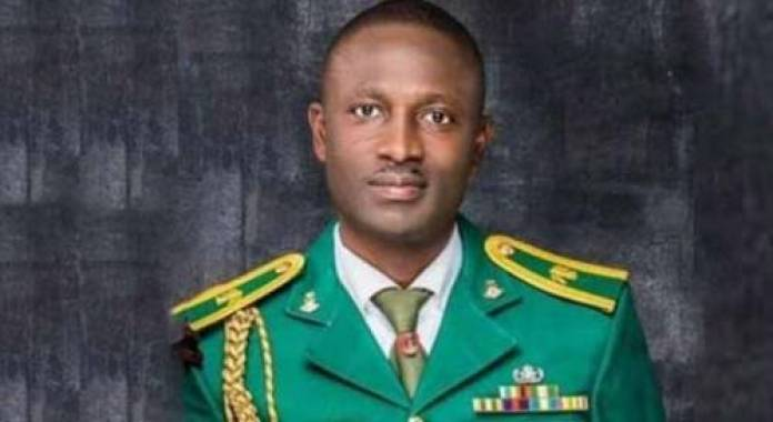 over 17 days now: members of the military raise secret ransom for abducted nigerian army major - Over 17 Days Now Members of the military raise secret ransom for abducted Nigerian army major - Over 17 Days Now: Members of the military raise secret ransom for abducted Nigerian army major