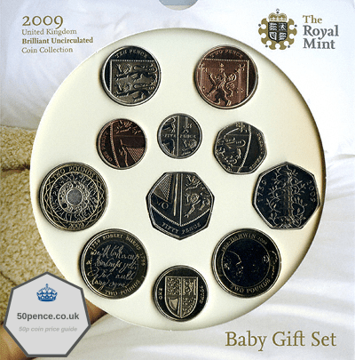 2009 Baby Gift Set