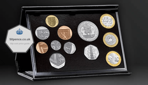 2009 Deluxe Proof Coin Set