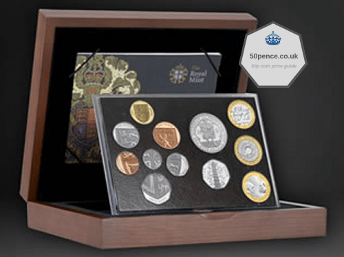 2009 Executive Proof Coin Set
