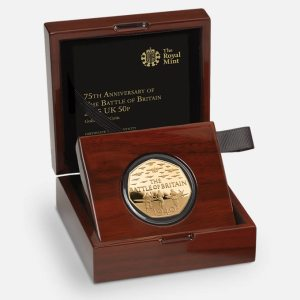 2015 Battle of Britain Gold Proof Coin