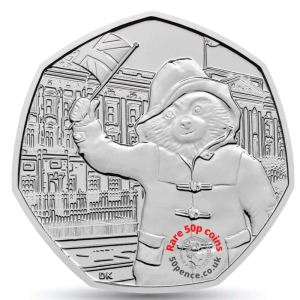 paddington buckingham palace 50p