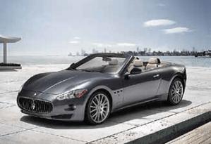 Sicher unterwegs im Maserati mit Nationale Suisse