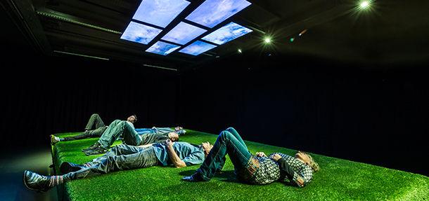 FOTOS: ALPINES MUSEUM DER SCHWEIZ, FOTOGRAFIE DAVID SCHWEIZER