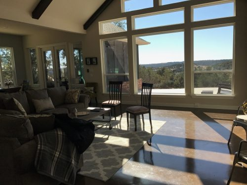 accessible airbnb granbury