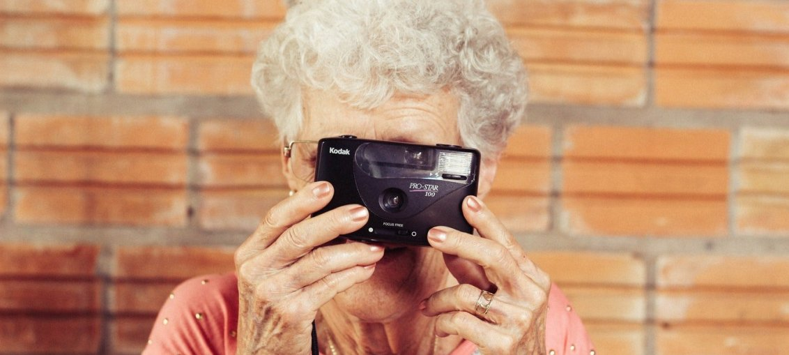older adult or senior