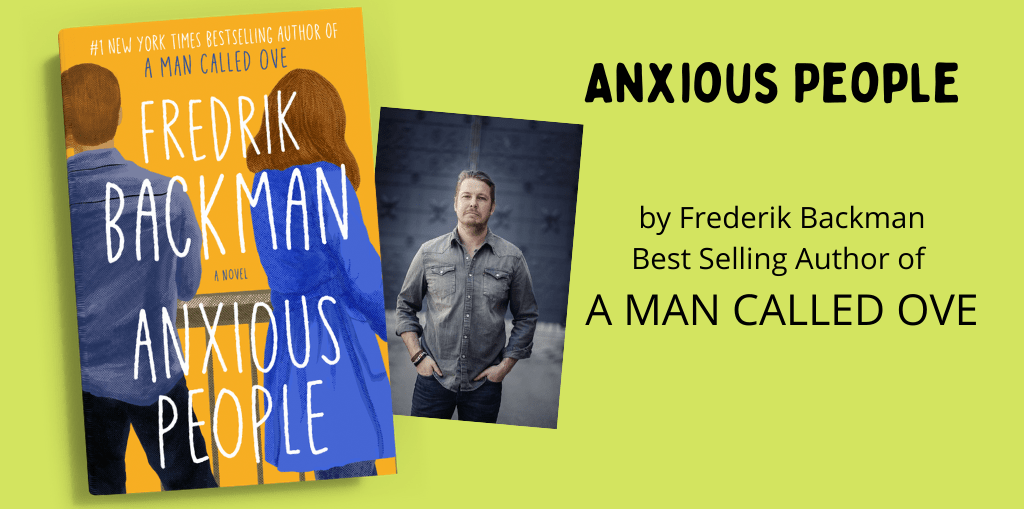 anxious people by fredrick backman