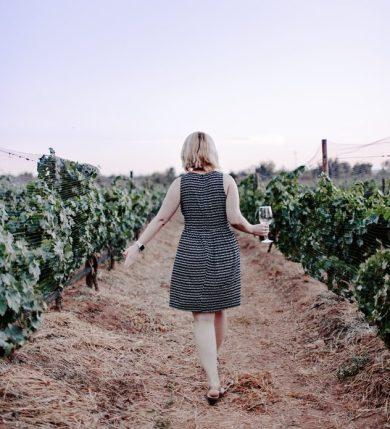 organic wine taste