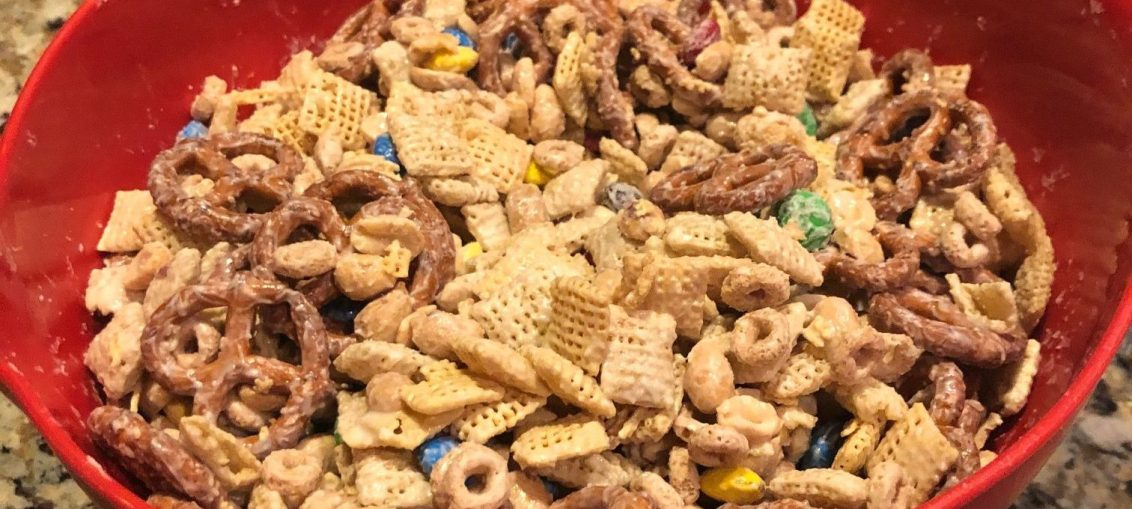 party mix recipe