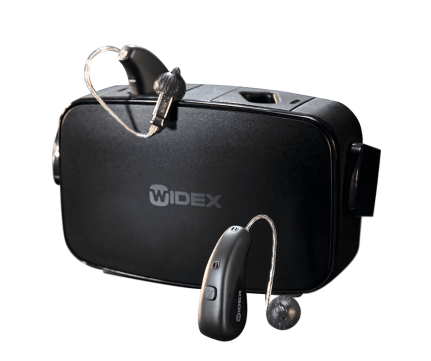 widex moment charger