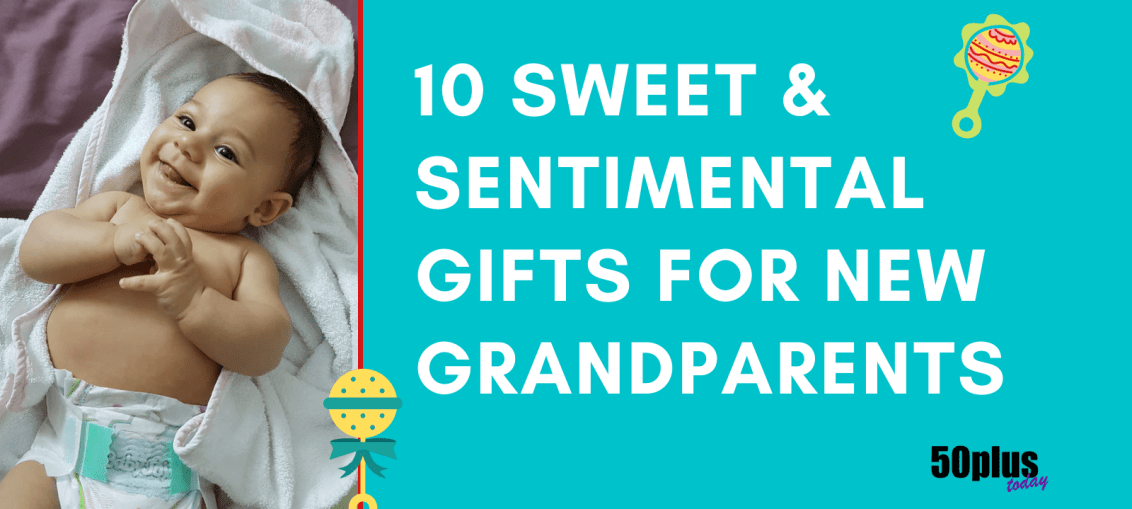 new grandparent gifts