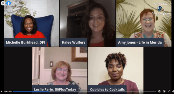Dynamic Foundations Institute Roundtable January 2021
