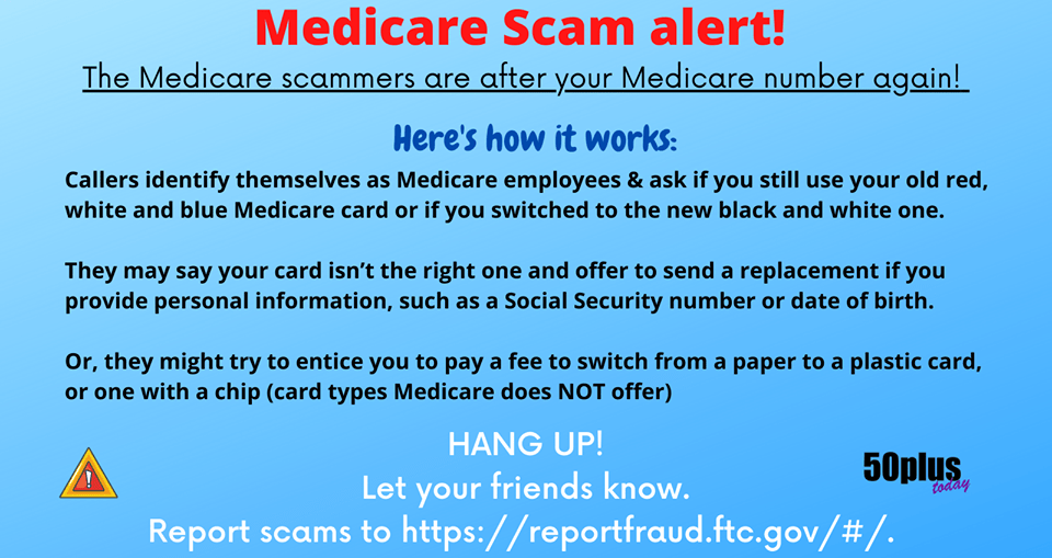 medicare scammers