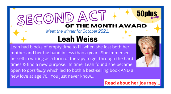 LEAH WEISS AUTHOR