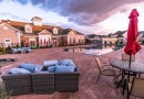 Outdoor amenities heat up resort-style living at Gateway at Royce Brook
