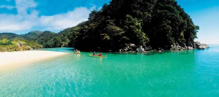 New Zealand Abel Tasman
