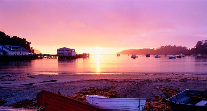 New Zealand Stewart Island