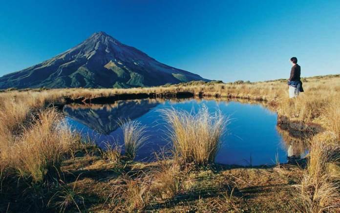 New Zealand hot spots
