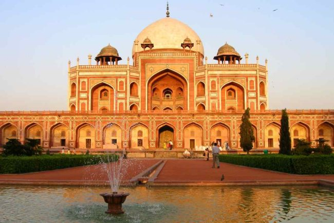 India hot spots to visit